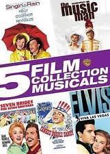 singing in the dvds discs ebay