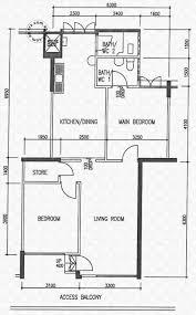 hdb floor plan floor plans for 270 tampines street 21 s 520270 hdb details srx