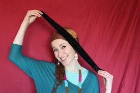 headbands that don t slip no slip headband wrapunzel a must for wrappers