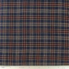 tartan plaid cotton calico fabric hobby lobby 691055