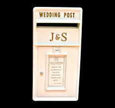 Wedding Wishing Box Wedding Post Boxes