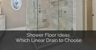 bathroom shower floor tile ideas 27 walk in shower tile ideas that will inspire you home