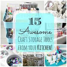 craft ideas for kitchen twine storage archives craft storage ideas