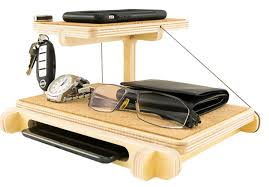 Desk Valet Charging Station The Classic Man Personal Desk Valet Phone Docking Station