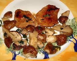 cuisiner des cepes frais médaillons de filet de veau aux cèpes