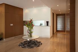 modern home hall design