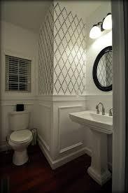stenciled wall stars design ideas