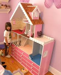 My Homemade Barbie Doll House by 55 Best Barbies Images On Pinterest Play Houses American Girls