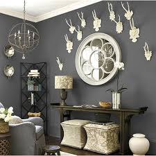 deer decor for home decorating with deer heads and antlers real and whimsical