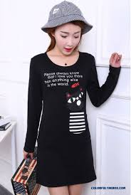 cheap 2016 medium long women long sleeved t shirt dress blouses