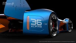 renault alpine vision concept vwvortex com renault alpine vision gran turismo revealed