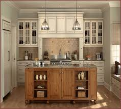 How To Antique Kitchen Cabinets With White Paint Antique White Kitchen Cabinets Image Of Best Antique White Paint