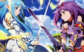 Read Light Novels Online A Second Look At Sword Art Online And Where Will It Go From Here