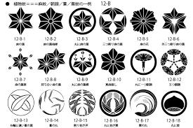 japanese family crest list of the lineage symbols japanology medium