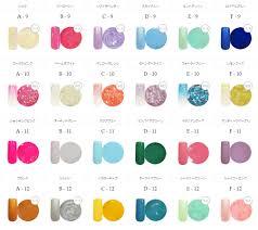 deconail seisakujo rakuten global market color gels u0027beauty