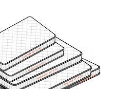 Standard Size Crib Mattress Dimensions by Mattress Sizes The Sleep Shop
