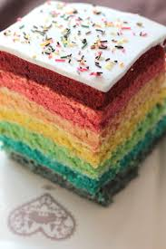 hervé cuisine rainbow cake rainbow cake ou gâteau arc en ciel c est tres facile a faire