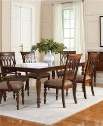 Royal Manor Dining Room Furniture Collection Macyscom - Branchville white round dining room furniture