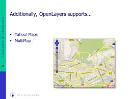 Yahoo Maps Com Openlayers Data Integration 1 Prof Dr Ing Franz Josef Behr