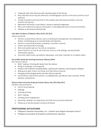 Cost Accounting Resume Librarian Resume Resume For Your Job Application