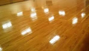 should i use a urethane fortified floor finish or a cheaper acrylic