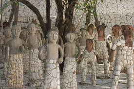 the rock garden of chandigarh amusing planet