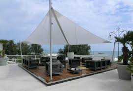Sunshade Awning Gazebo Awnings And Sunshades Of Modern Design 50 Ideas Home Dezign