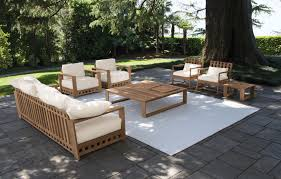 Armchair Montreal Teak Outdoor Furniture Khao Lak Home Design