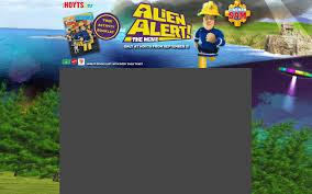 fireman sam alien alert movie hoyts cinemas