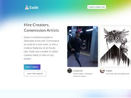freelance artists for hire easle hire and commission artists and creators betalist