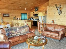 beautiful log home interiors beautiful log home only minutes from town a vrbo