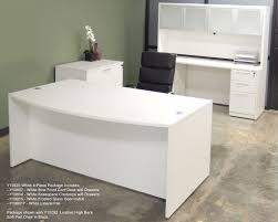 White Home Office Desks White Office Desk Chair With Contemporary Home Offices Within Desk