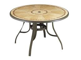 patio 6 creative of round patio tables grosfillex patio