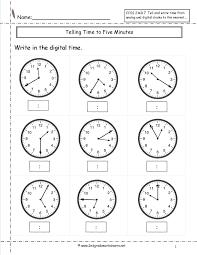 telling time worksheets free worksheets for kids u0026 free printables