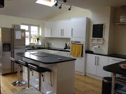 Kitchen Diner Flooring Ideas Plan Design Ideas Beautiful Cabinets Open Best Flooring For