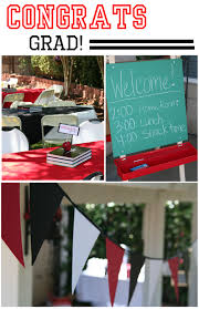 Homemade Graduation Party Centerpieces by Nostalgic Theme For A Graduation Party Thoughtfully Simple
