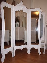 White Room Divider Decor Mesmerizing Lost Mirrored Room Divider Design For Vivacious