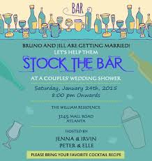 stock the bar shower how to throw a stock the bar party and make it a grand success