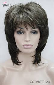 short cap like women s haircut short shaggy layered copper red classic cap full synthetic wig
