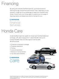 honda certified cars honda certified pre owned program details honda of superstition