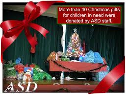 christmas greetings from asd