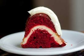 red velvet cream cheese bundt cake cookie madness