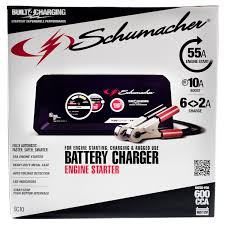 schumacher electric 8 amp battery charger walmart com