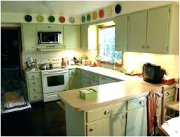 photos of kitchen interior lime green kitchen neon painted cabinets just another interior