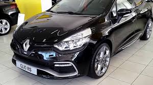 renault uae renault clio rs 2015 4 door hatchback in uae كليو ار اس 2015 youtube