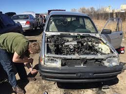 junkyard find 1993 subaru justy the truth about cars