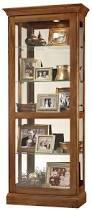 berends ii curio cabinet howard miller home gallery stores