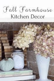 Fall Kitchen Decor - fall kitchen decor ideas loveland lodge