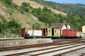 rusty train pinhão and tua travel posh douro valley lunch delicious