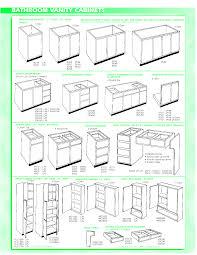 Measuring Kitchen Cabinets Kitchen Cabinet Sizing Chart Memsaheb Net
